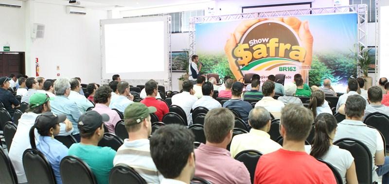 Resultado de imagem para Embrapa leva opções para sistemas produtivos ao Show Safra BR 163